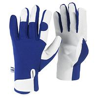 Kew Gardens Gardening Gloves, Blue