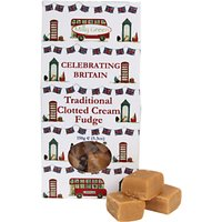 Milly Green Traditional Clotted Cream Fudge, 150g