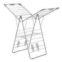 John Lewis & Partners Standard X-Wing Clothes Airer