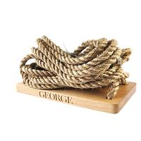 The Oak And Rope Company Personalised Swing, Medium