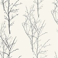 John Lewis & Partners Birch Wallpaper