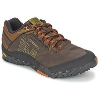 Merrell  ANNEX  men's Sports Trainers (Shoes) in brown