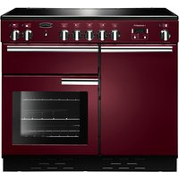 Rangemaster Professional + 100 Induction Hob Range Cooker