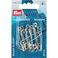 Prym Safety Pins, Pack of 12, 38mm