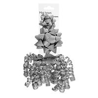 John Lewis & Partners Flitter Bow and Curl Swirl