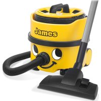 NUMATIC James JVP180-A1 Cylinder Vacuum Cleaner - Yellow, Yellow
