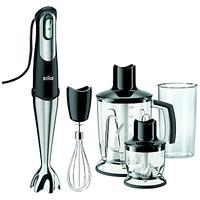 Braun MQ745 Multiquick Hand Blender, Black