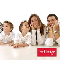 Red Letter Days Family Photoshoot
