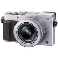 PANASONIC Lumix DMC-LX100EBS High Performance Compact Camera - Silver, Silver
