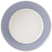 Royal Doulton Pacific Porcelain Pasta Bowl, Dia.22.5cm, Blue