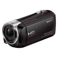 Sony CX405 Handycam with Exmor R CMOS Sensor, HD 1080p, 2.29MP, 30x Optical Zoom, 2.7 LCD Screen, Bl