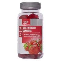 Boots Multivitamin 30 Gummies