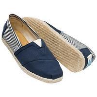 TOMS Classic Rope Sole University Espadrilles, Navy