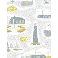 Mini Moderns Dungeness Wallpaper