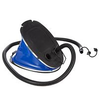 Outwell 5L Foot Pump, Black/Blue