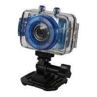 VIVITAR  DVR786HD Action Camcorder - Blue, Blue