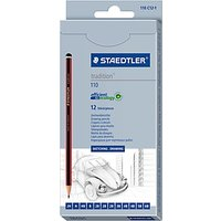 Staedtler Tradition Sketching Pencils, Pack of 6