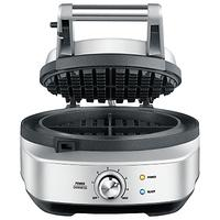 Sage The No Mess Waffle Maker, Silver