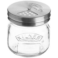 Kilner Jar & Shaker Lid, 250ml