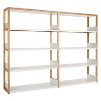 Case Lap Medium 1m Shelving Unit (Plus V1 Extension Kit)