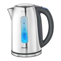 BREVILLE VKJ846 Still Hot Jug Kettle - Stainless Steel, Stainless Steel
