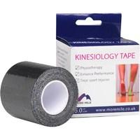 More Mile Kinesiology Sports Tape 3m Black