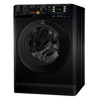 Indesit Innex XWDE751480XK Freestanding Washer Dryer, 7kg Wash/5kg Dry Load, A Energy Rating, 1400rp