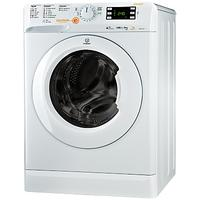 Indesit Innex XWDE751480XW Freestanding Washer Dryer, 7kg Wash/5kg Dry Load, A Energy Rating, 1400rp
