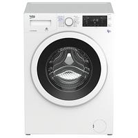 Beko WDJ7523023W Freestanding Washer Dryer, 7kg Wash/5kg Dry Load, B Energy Rating, White