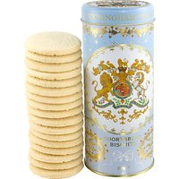 Royal Collection Georgian Shortbread Tin & Biscuits, Blue