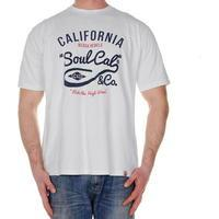 SoulCal Beach Rebel TShirt Mens
