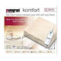 Monogram by Beurer Komfort Heated Mattress Cover - Single