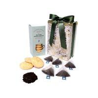 Floric English Breakfast Tea With Shortbread Biscuits