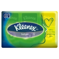 Kleenex Balsam Pocket Tissues 6 Pack