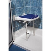 Advanced Shower Seat With Moulded Seat - Extra Large