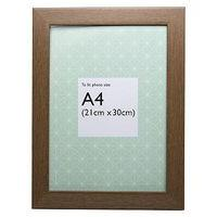 A4 Grained Photo Frame