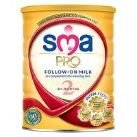 SMA PRO Follow-On Milk 6+ Months 800g