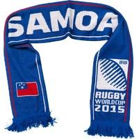 Rugby World Cup Samoa Scarf Royal