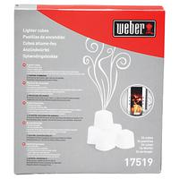 Weber BBQ Lighter Cubes, 417g