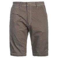 SoulCal Geometric All Over Print Shorts Mens