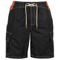 SoulCal Cargo Swim Shorts Mens