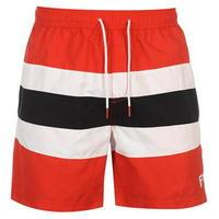 Soviet C and S Swim Shorts Mens