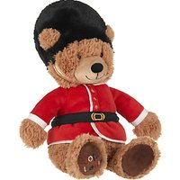 John Lewis Tourism Queens Guard Bear, Medium