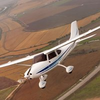 45 Minute Flying Lesson