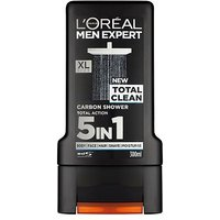 LOreal Men Expert Total Clean Shower Gel 300ml
