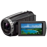 Sony CX625 Handycam With Exmor R CMOS Sensor, Full HD 1080p, 9.2MP, 30x Optical Zoom, Wi-Fi, NFC, 3