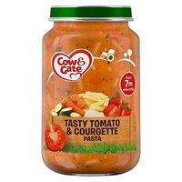 Cow & Gate Tasty Tomato & Courgette Pasta from 7m Onwards 200g