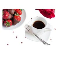 Cutlery Commission Silver-Plated Personalised Coffee Spoon