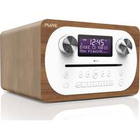 PURE Evoke C-D4 DAB Bluetooth Radio - Walnut