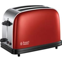 RUSSELL HOBBS Colours Plus 23330 2-Slice Toaster - Red, Red